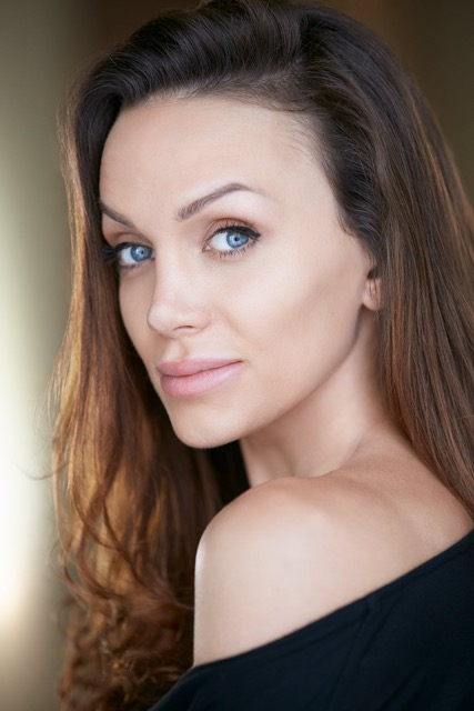 English actress Layla Louise headshot