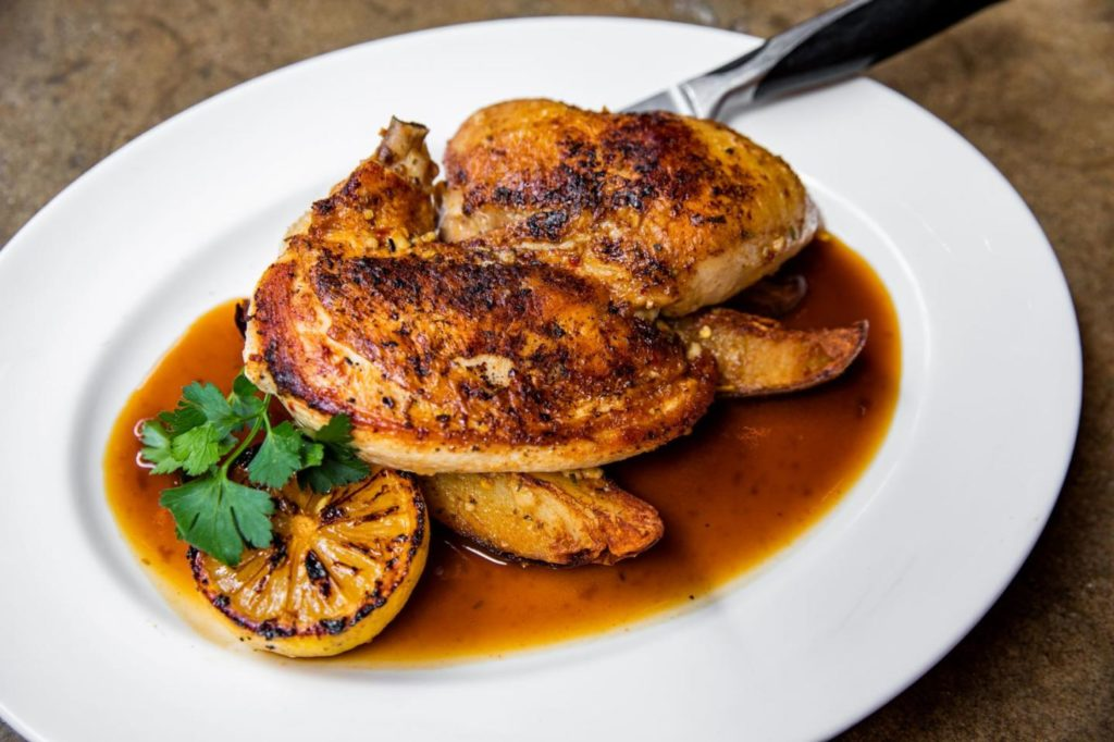 Summer House Roast Chicken