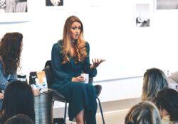 Elisabeth Cardiello in BRAVE Conversations